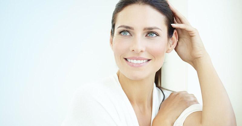 trattamento viso con ultrasuoni