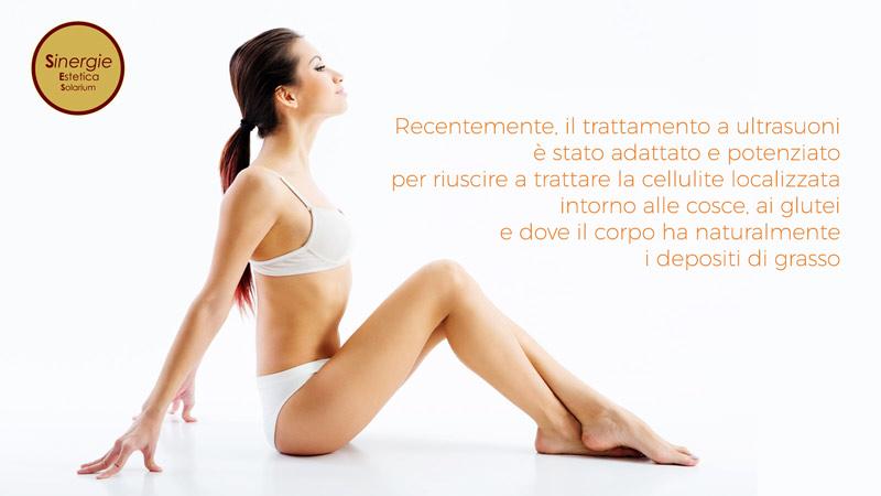 trattamento ultrasuoni corpo