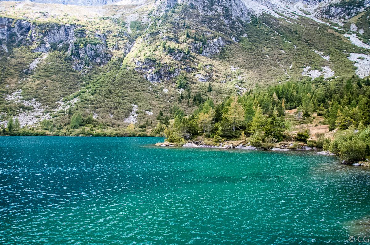 Lo smeraldo lago d'Aviolo