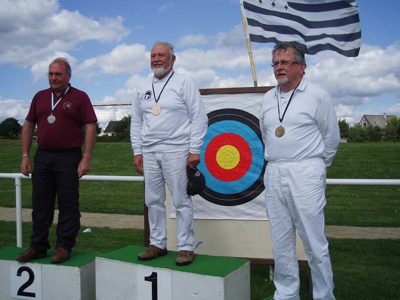 Championnat de Bretagne 2x50m 2009