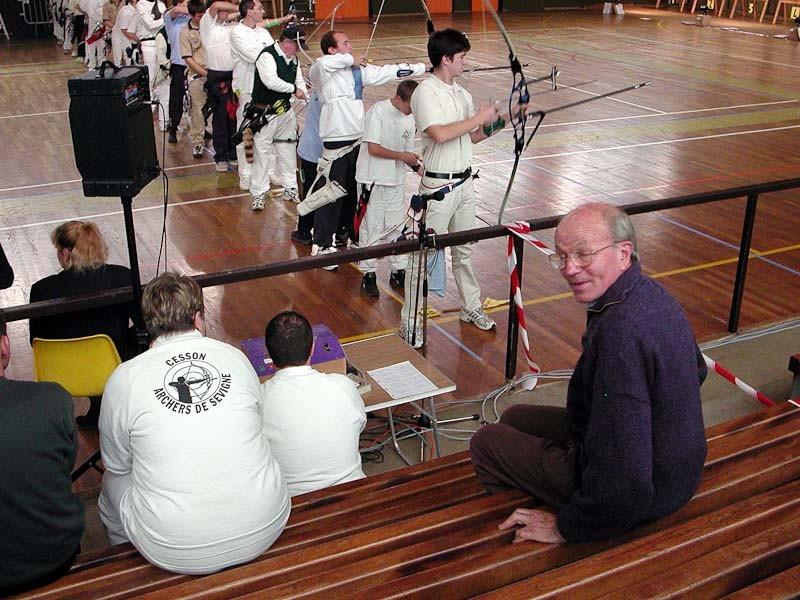 Notre concours salle 2003