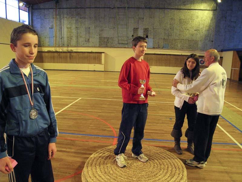 Notre concours spécial jeunes 2008