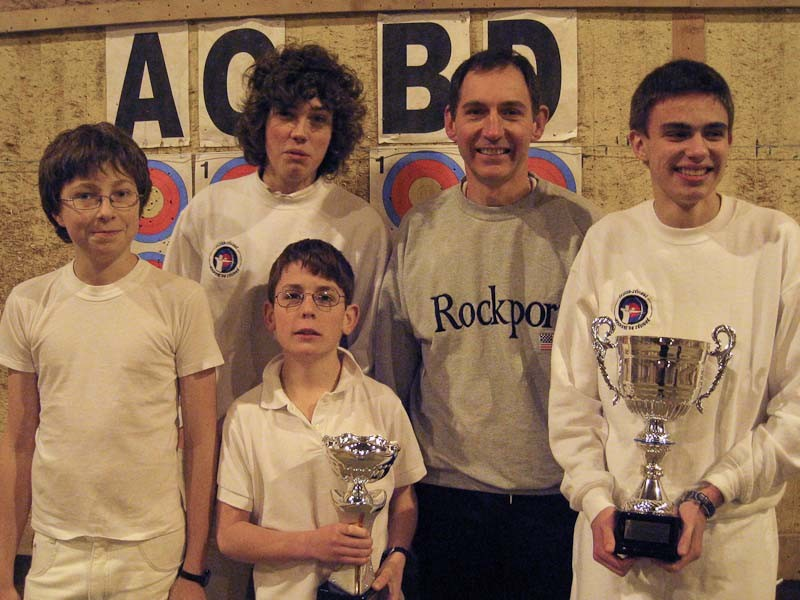 Coupe des jeunes d'Ille et Vilaine 2008