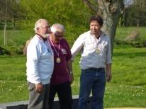 Championnat départemental Tir en campagne 2010