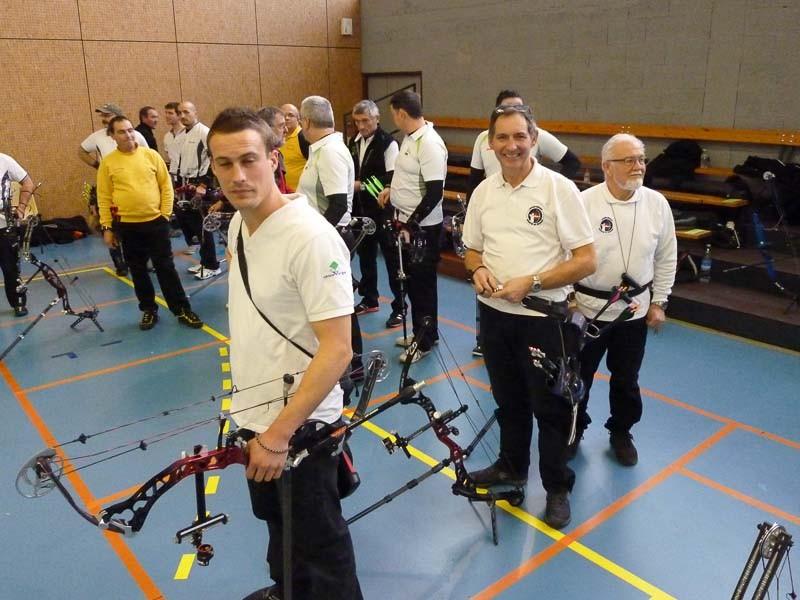 Championnat d'Ille et Vilaine par équipe 2015