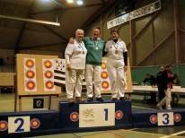Championnat  de Bretagne salle 2010