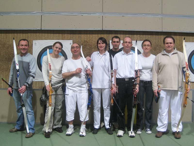 Les débutants 2008