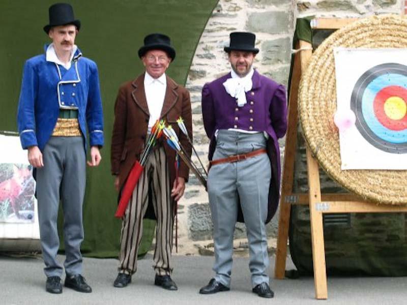 2004 - fête du patrimoine, pique nique et championnat de Bretagne