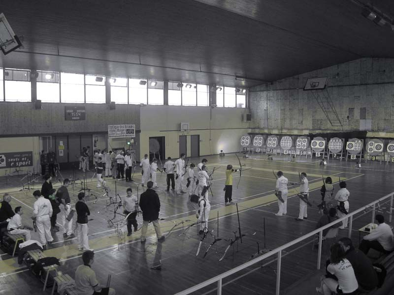 Notre concours salle 2008