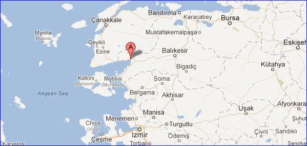 Screenshot: Google Maps
