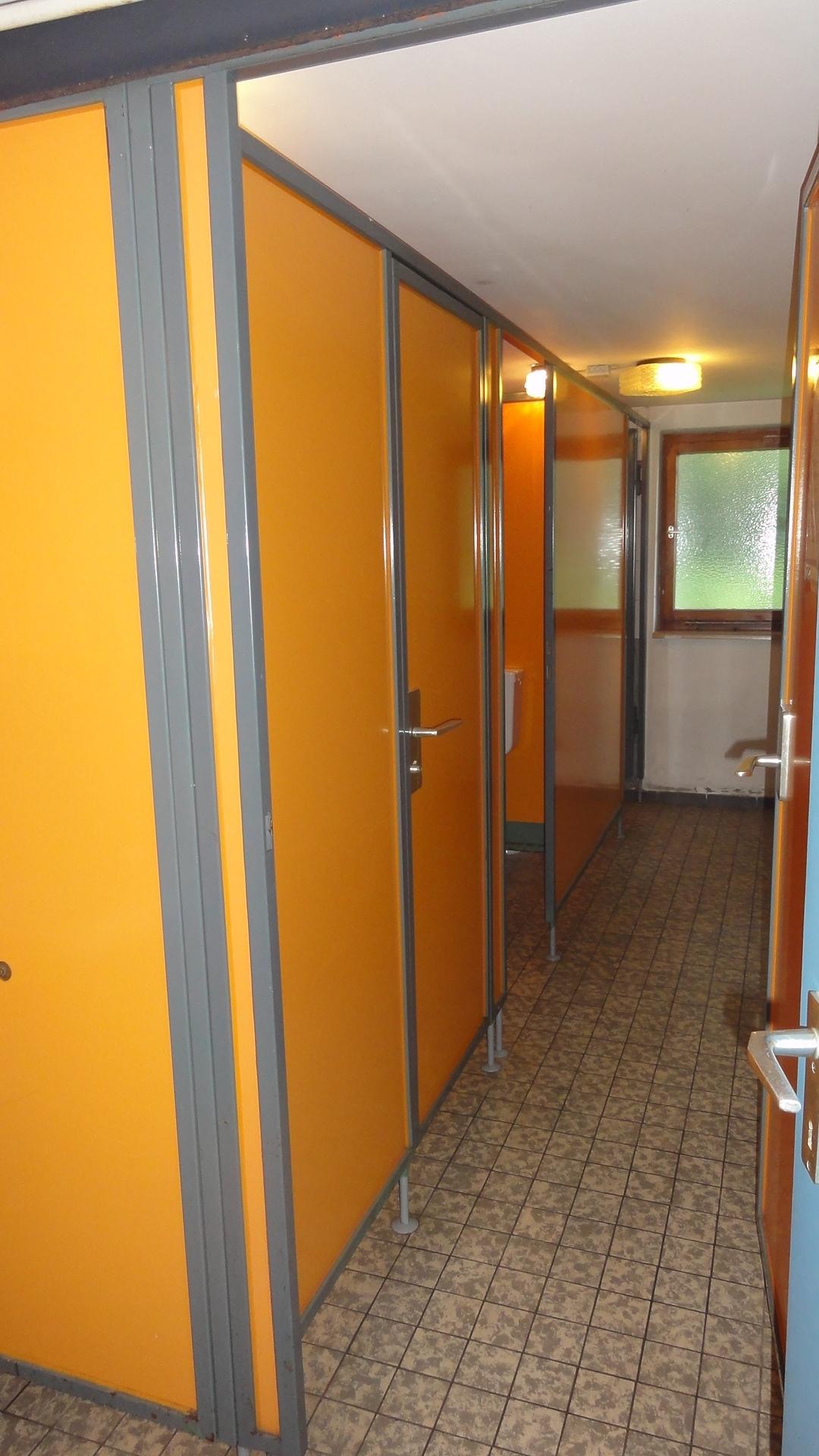 3 WC im Erdgeschoss