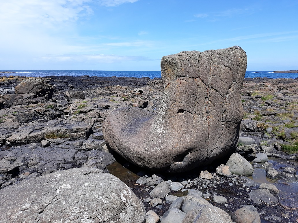 The Boot at Giant's Causeway