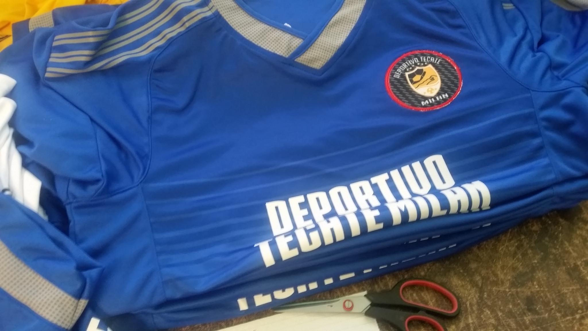MEDIDAS DE LAS PLAYERAS DE FÚTBOL SOCCER - Comercial Deportiva ... 429326fc17f0b
