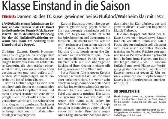 Quelle: Die Rheinpfalz, 06.05.2014