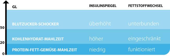 Eisenzentrum Hannover, Dr. Matthias Marquardt, Insulinspiegel und Fettstoffwechsel