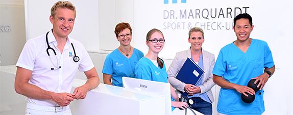 Dr. Matthias Marquardt, Eisenzentrum, Jobangebot, Stellenausschreibung, Praxisteam, MFA gesucht