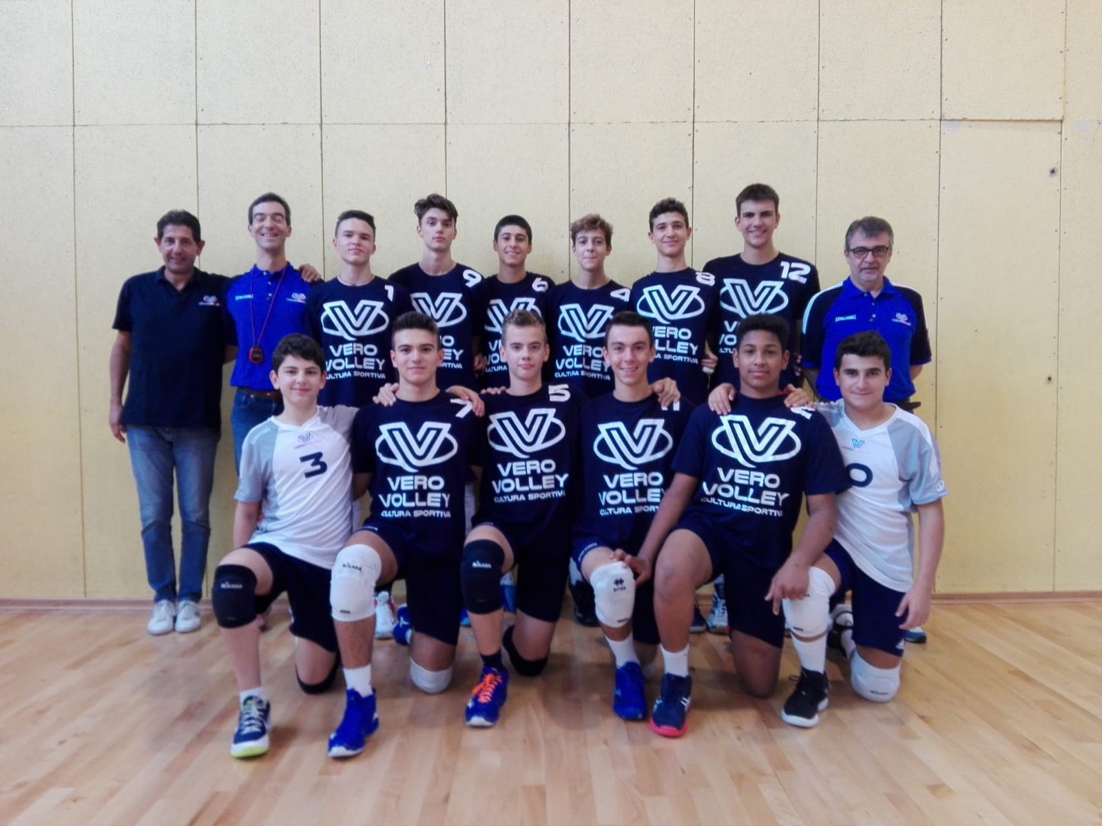 VERO VOLLEY U16