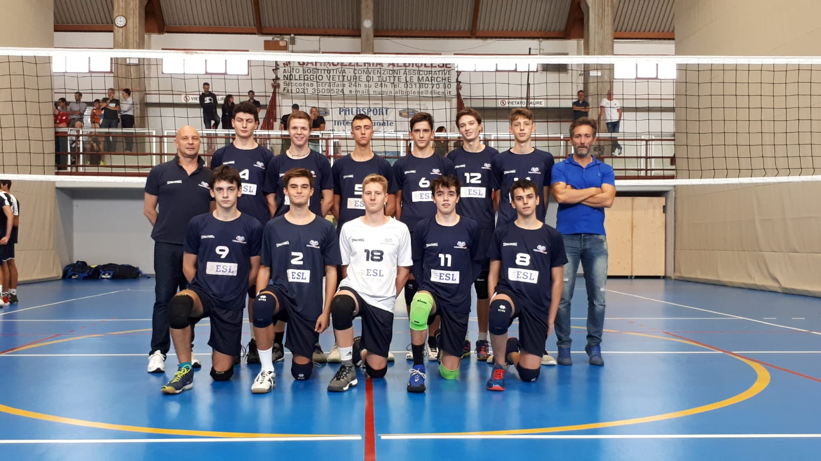 VOLLEY MILANO U18