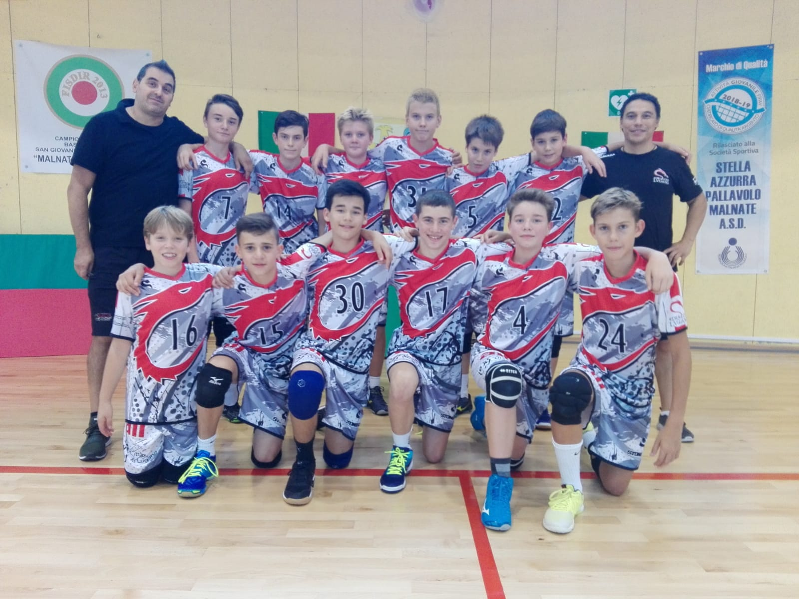 DRAGONS LUGANO U14