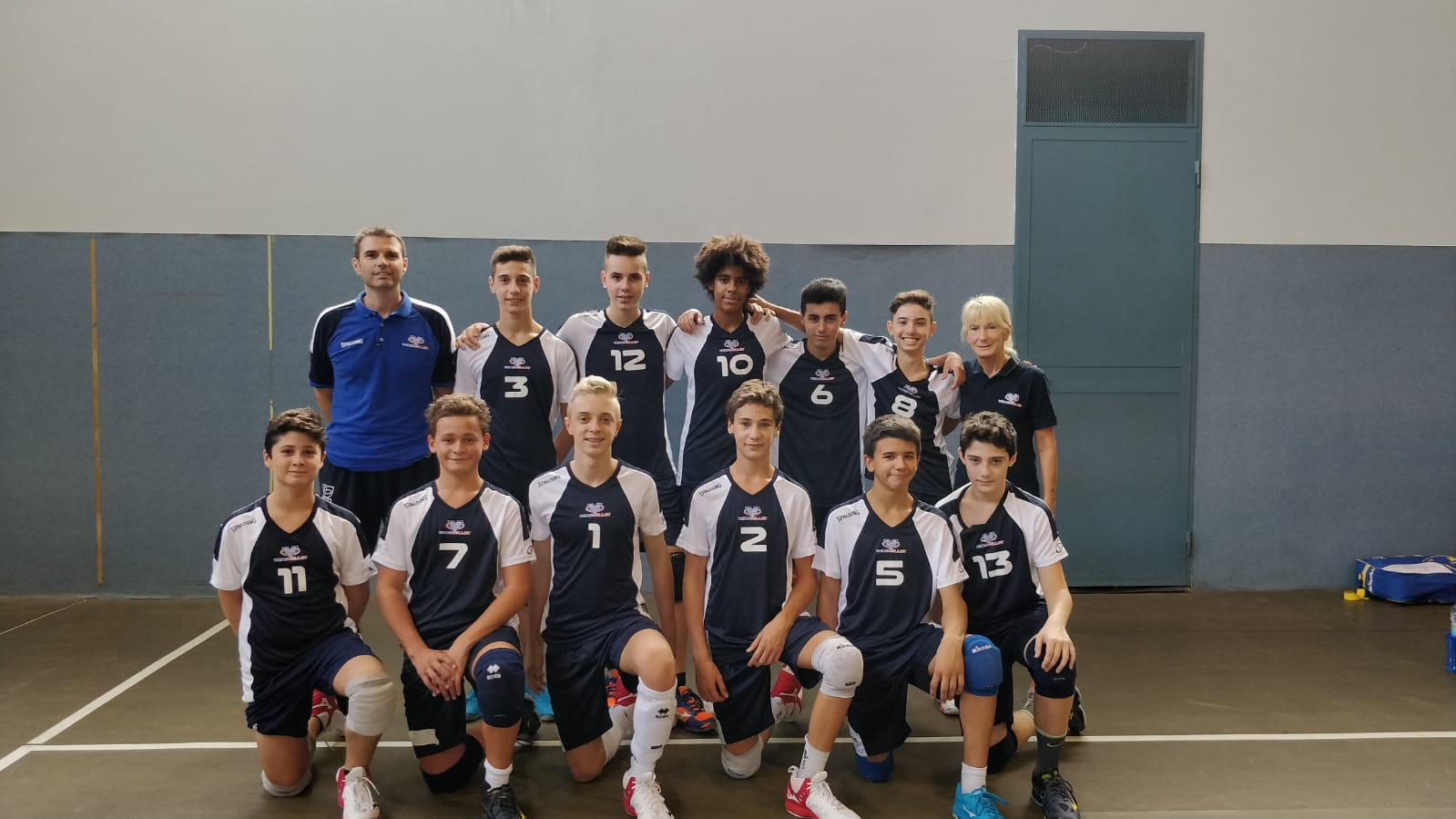 VERO VOLLEY U14