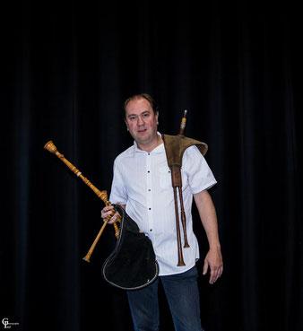Philippe : Cornemuses, flûtes et sonnailles