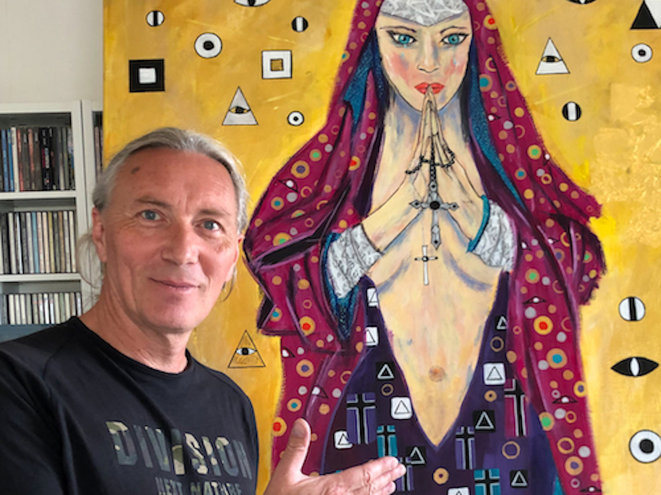Die Klimt-Version der Madonna
