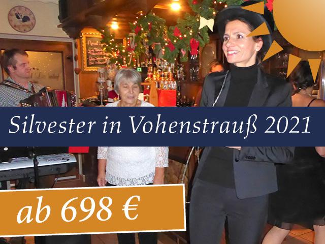 """Silvester im """"Lindenhof"""" in Vohenstrauß"""