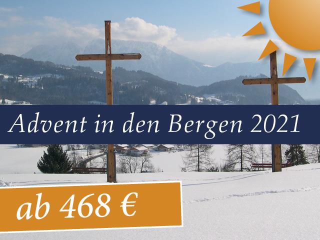 Advent in den Bergen mit 75 Jahre Jubiläums- Salzburger-Adventsingen