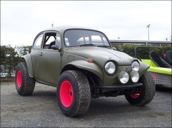 NEW BODY KITS VW BEETLE