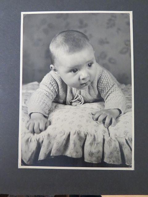mein Babyfoto