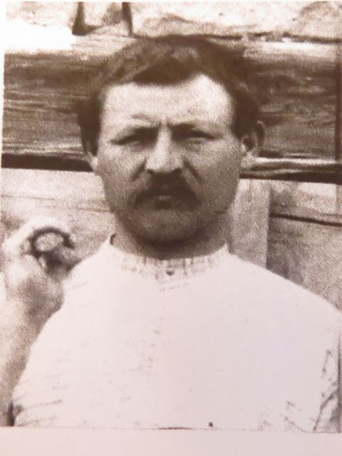 mein Urgroßvater - Friedrich Hepp