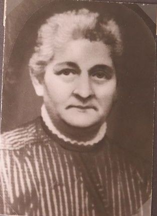 meine Urgroßmutter - Susanne Adam (geb. Wieandt)