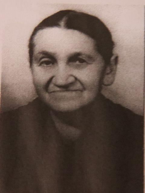 meine Urgroßmutter - Charlotte Hepp (geb. Vonerden)