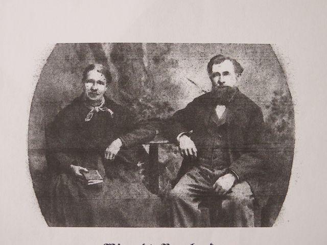 die Eltern der Susanne Wieandt - Bernhardt Wieandt und Anna Maria geb. Hermes