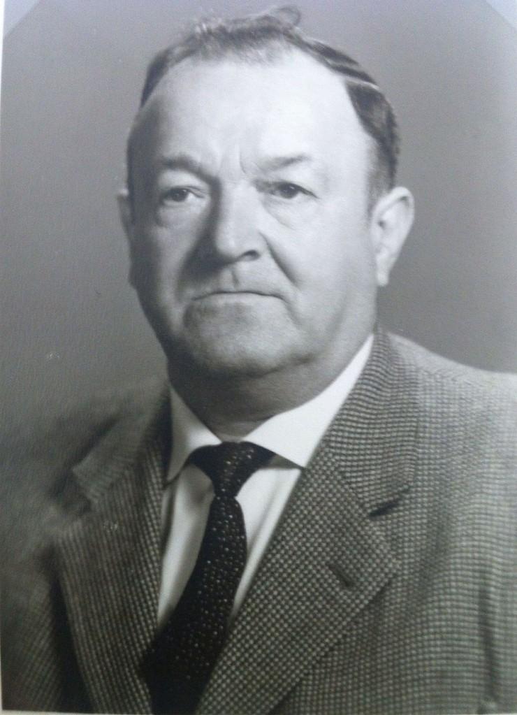 mein Opa - Hermann Pflüger