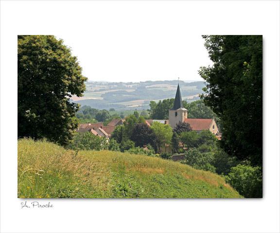 Village de Lalizolle