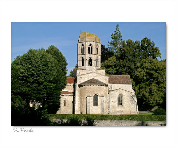 Eglise St Maurice - Vicq