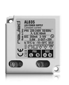 LED POWER SUPPLY AL8 SERIES