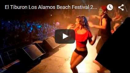 el tiburon los alamos beach festival 2015