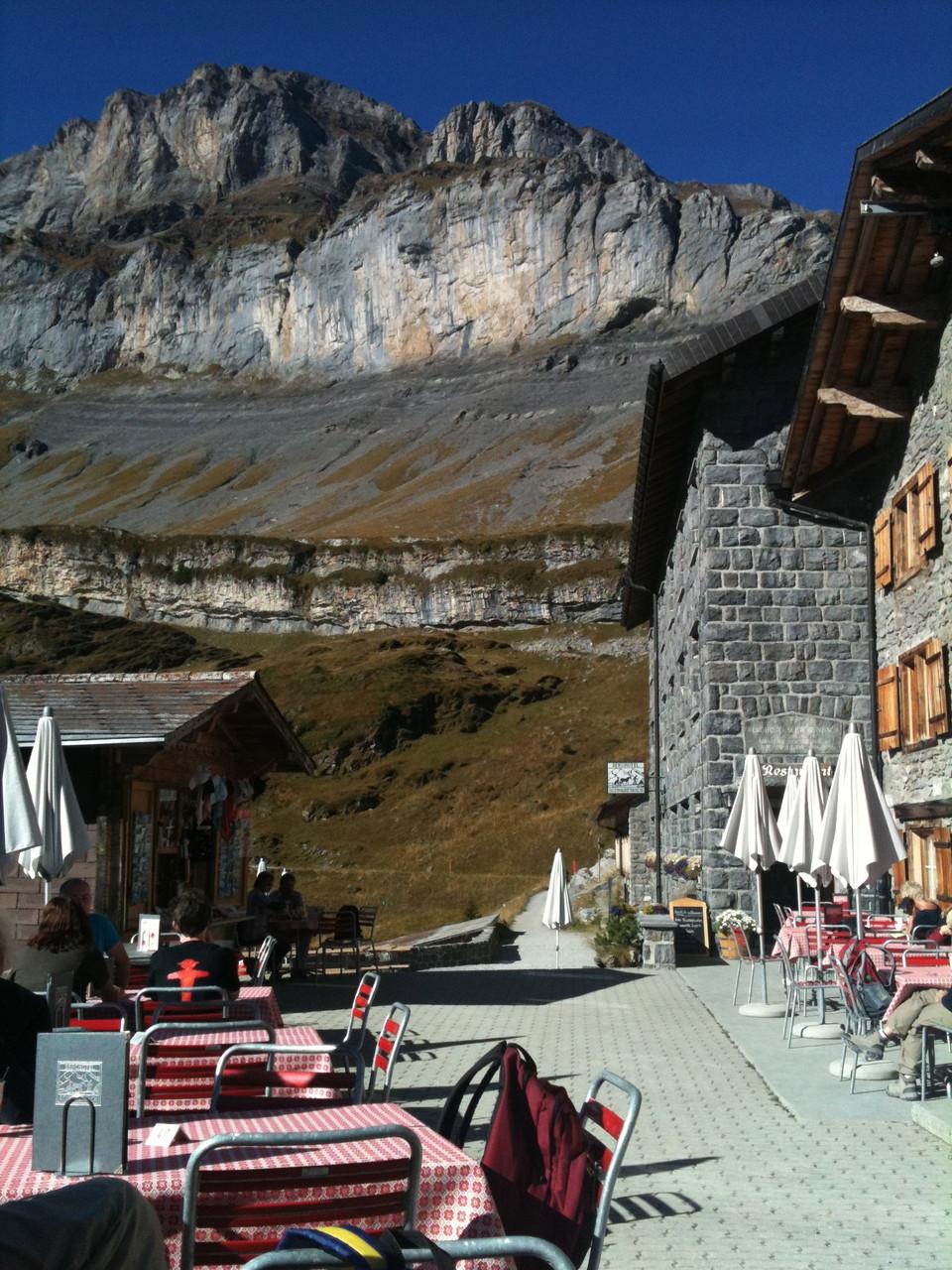 Bergrestaurant Schwarenbach