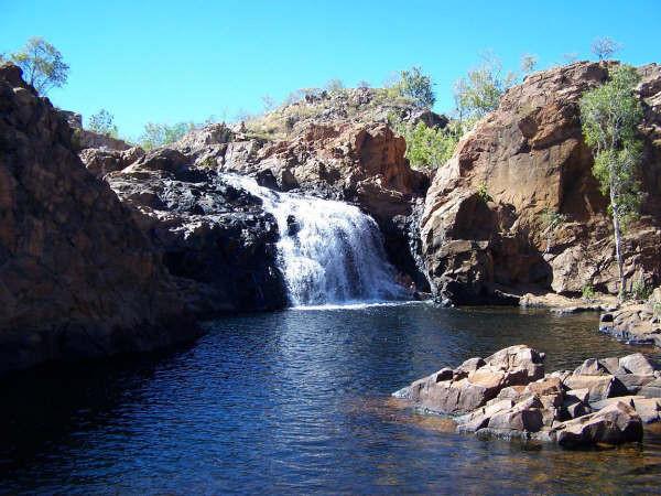 Edith Falls im Kakadu Nt.Park