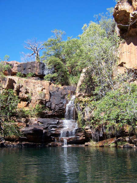 Makuk Falls im Kakadu Nt.Park