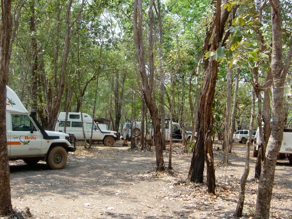 Makuk Falls Parkplatz