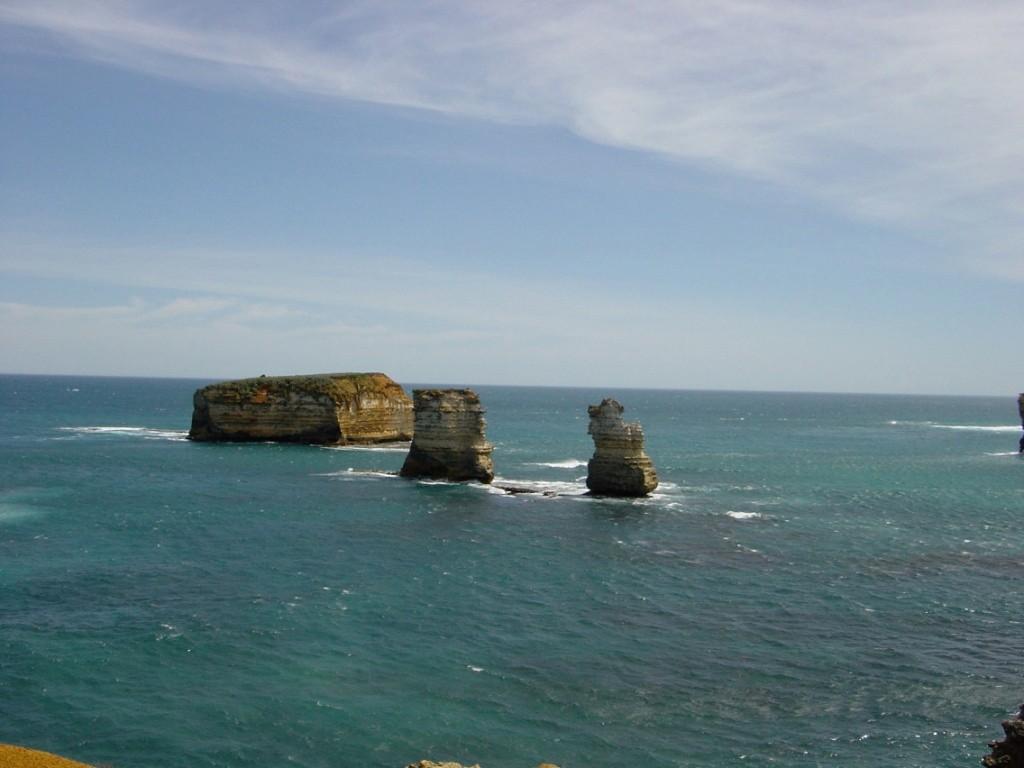 GREAT OCEAN ROAD BEI DEN 12 APOSTELN
