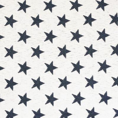 Sterne, grau auf weiß, Stoff Rückseite, Leckerlibeutel, Perlen vor die Hunde