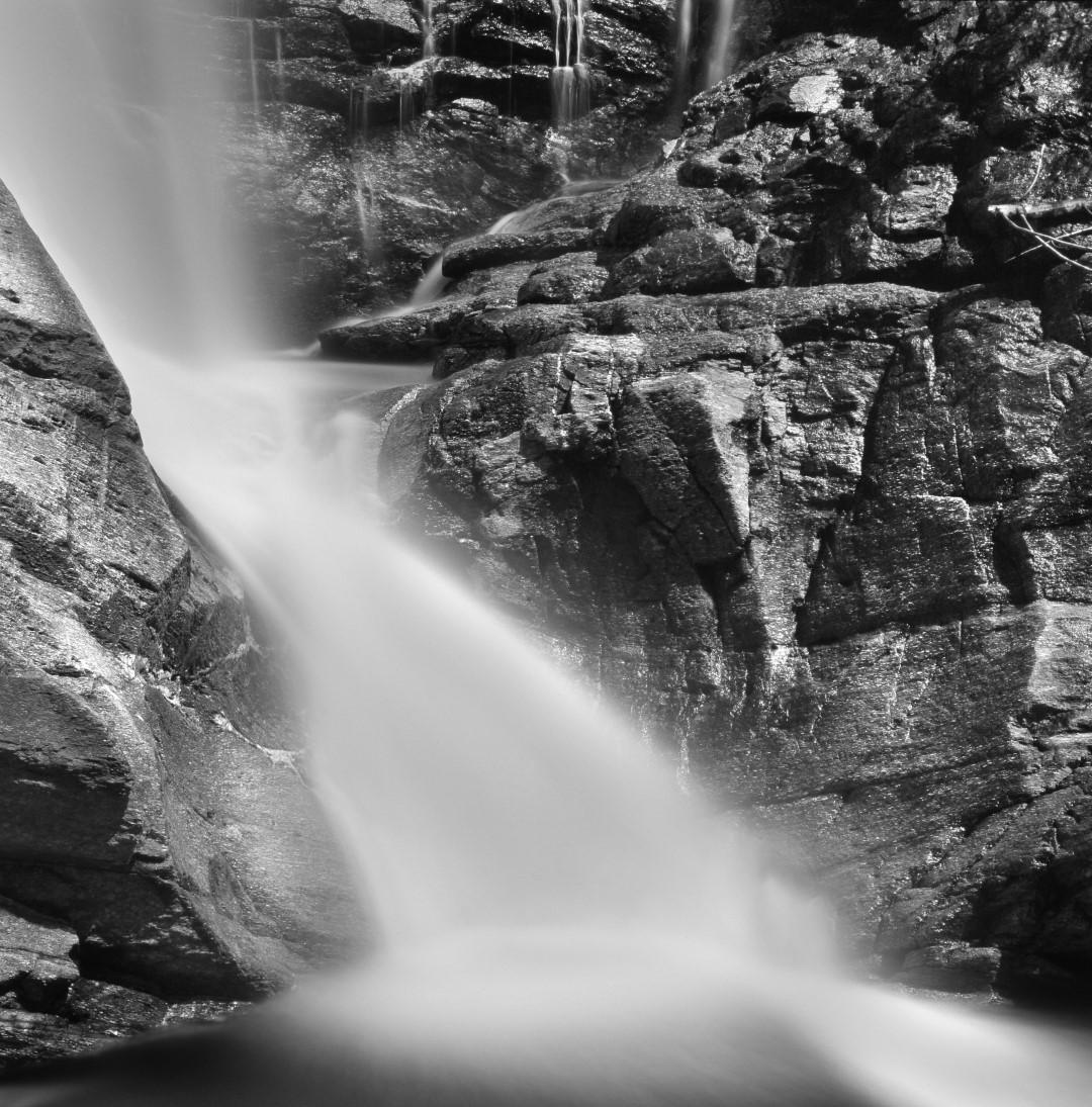 Die Wasserfälle von Lillaz (Parco Nazionale del Gran Paradiso, Italia)