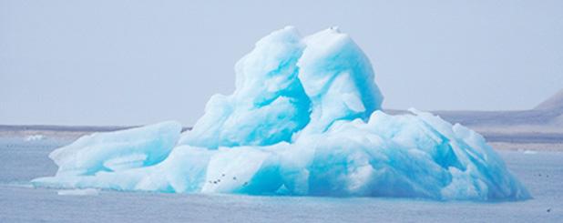 Eisberg Spitzbergen
