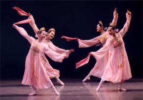 大人バレエ キャラクターダンス 民族舞踊 群馬