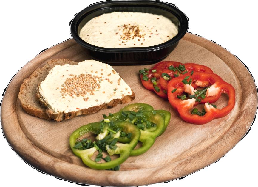 Honig-Senf-Feigen-Creme