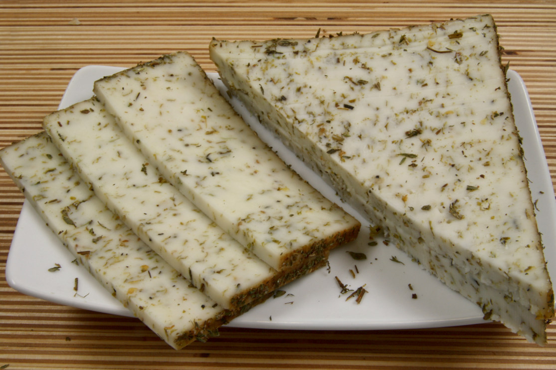 Goat Magic Lavender Cheese